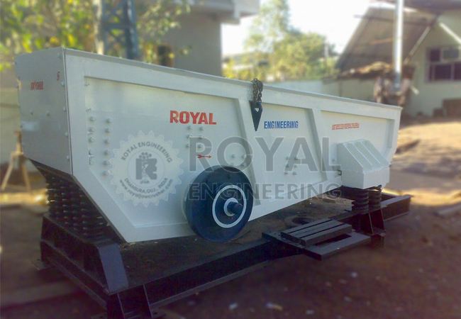 #alt_tagFeeder Supplier for Crusher in India