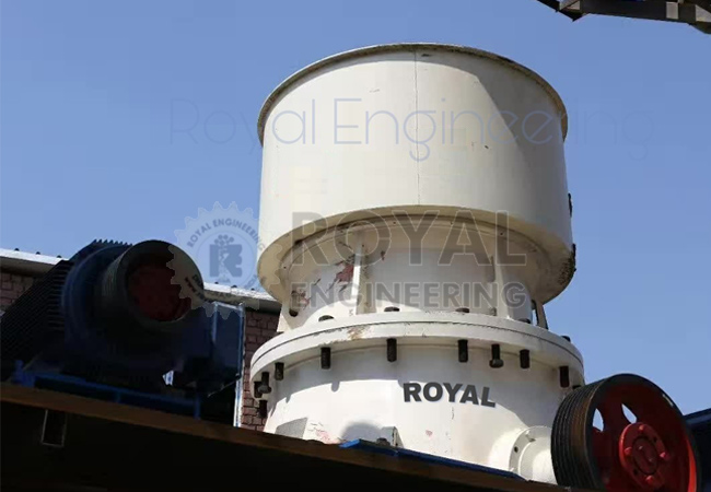 Get info of suppliers, manufacturers, exporters, traders of Cone Crusher, Jaw Crusher Machine Manufacturer in India