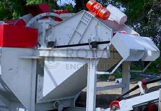 SAND WASHING and DEWATERING SYSTEM, Stone Crusher Machine Manufacturer